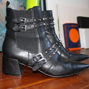 Kendall & Kylie Studded Booties